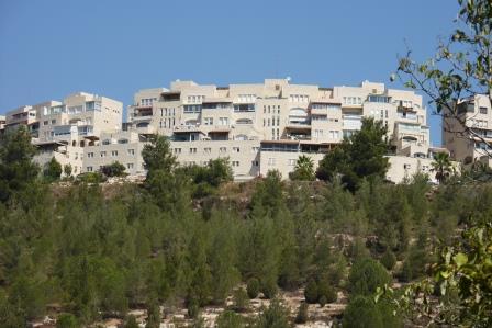 Wohngebiet Israel